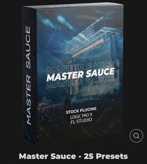 25 Presets - Mixed & Mastered Sauce for Sale in Dallas, TX