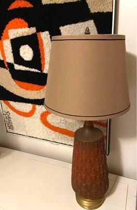 Midcentury lamp for Sale in Lincoln, NE