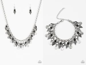 Jurassic jamboree black necklace for Sale in Gaithersburg, MD
