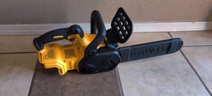 DeWalt 20V chainsaw NEW for Sale in Fontana, CA