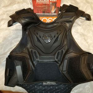 Icon Stryker Motorcycle Vest for Sale in Lakeland, FL