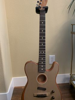Fender American Acoustasonic Telecaster for Sale in Portland,  OR