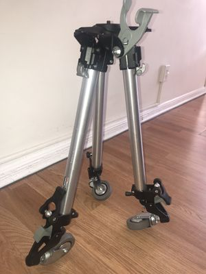 Man Frotto Italy variable dolly tripod for Sale in Los Angeles, CA