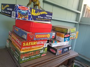 Games and puzzels for Sale in Alameda, CA