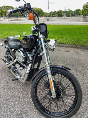 Harley Davidson Sportster XL 1200 Custom for Sale in Miami, FL