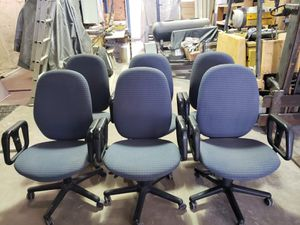 Blue Office Chairs for Sale in Port St. Lucie, FL