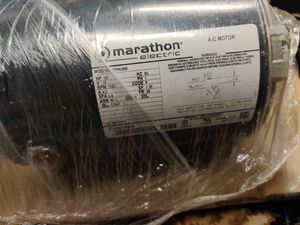 Marathon Electric A/C Motor for Sale in Baltimore, MD