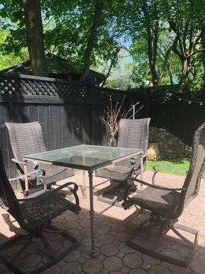 Outdoor Furniture Set for Sale in Teaneck, NJ