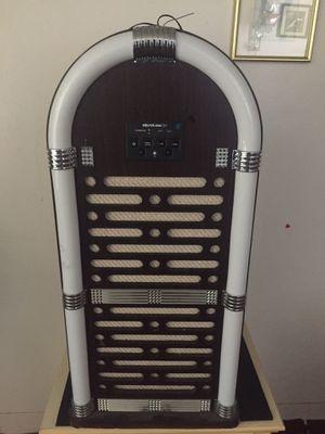 Soundlogic XT Bluetooth table top jukebox for Sale in Oceanside, CA