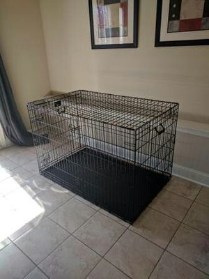 "Large Dog Crate Kennel 42"" for Sale in Alexandria, VA"