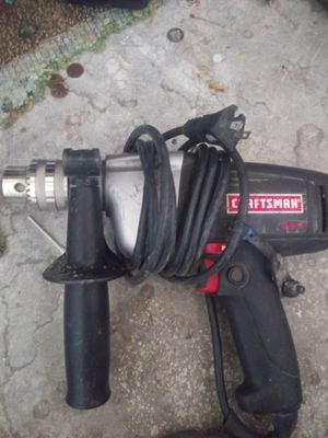 Craftsman drill for Sale in Las Vegas, NV