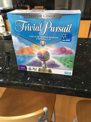 Unopened Trivial Pursuit Game for Sale in Temple Terrace, FL