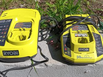 Ryobi Chargers Plus One Chargers $30 OBO for Sale in Los Angeles,  CA