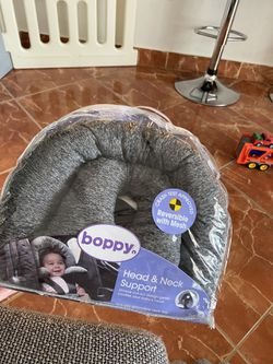 Brand new! Head and neck support for baby - boppy car pillow for Sale in Miami,  FL