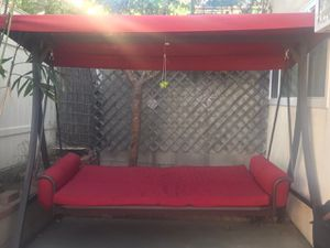 Patio Porch Swing for Sale in Burbank, CA