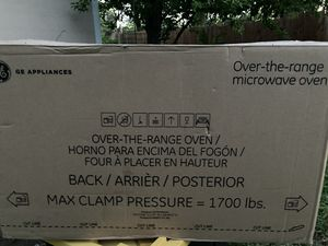 Over the Range Microwave Oven for Sale in Arlington, TX
