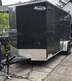 2021 6x12 Cargo Trailer for Sale in Portland, OR