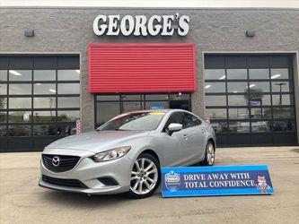 2017 Mazda Mazda6 for Sale in Brownstown Charter Township,  MI