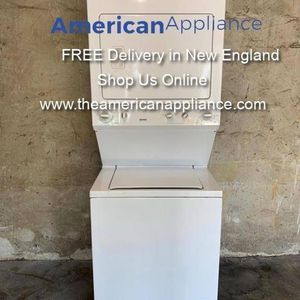 """Kenmore 27"""" Stackable Washer Dryer Combo, Lifetime Warranty Available! for Sale in Cranston, RI"""