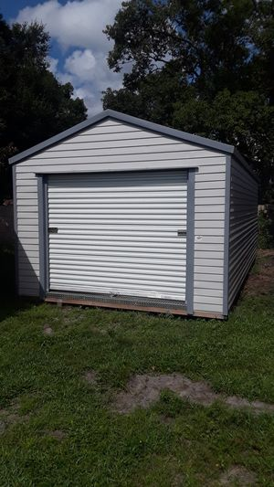 12X24 $294 A Month Lease Own No Credit Check for Sale in Azalea Park, FL