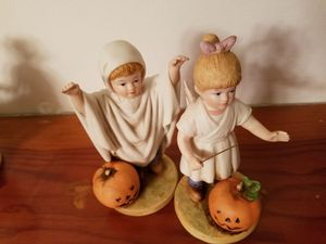 Denim Days figurines from Home Interiors for Sale in Kenly, NC