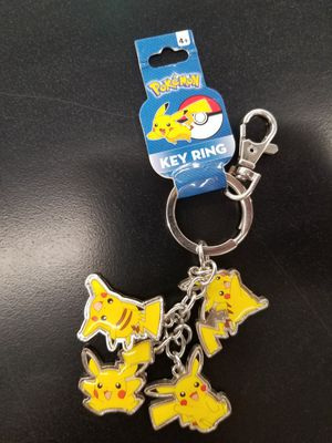 Pokemon! New Pikachu Key Ring! for Sale in El Monte, CA