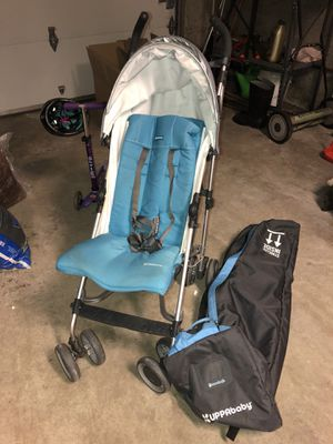 UPPAbaby G-LUXE Stroller with Travel Bag for Sale in Seattle, WA