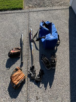 Baseball gear for Sale in Buckley, WA