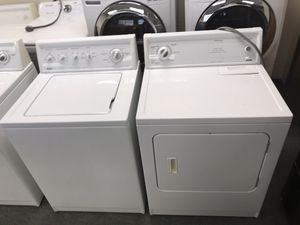 Kenmore ///// Washer & Dryer ——> clean 🧼 for Sale in Denver, CO