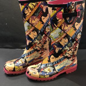 Marvel Hero's Rainboots for Sale in Tualatin, OR