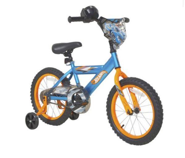 """HotWheels open box 16""""bike"""