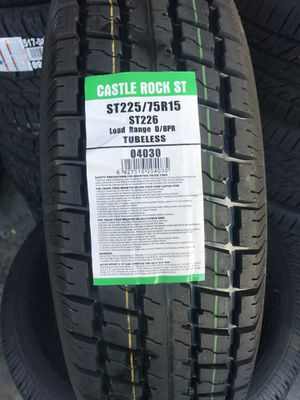 🚧ST225/75R15 Trailer Tires🚧Best Prices In The Bay🚧Tires Direct Richmond 🚧 for Sale in Richmond, CA