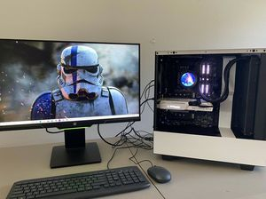 RTX 3070 gaming pc (Everything is included in the price)NO TRADE! for Sale in Joliet, IL