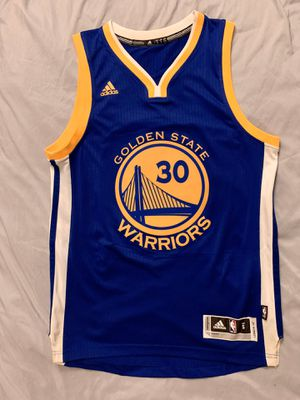 Steph Curry Golden State Warriors Jersey - Size Small for Sale in Pacifica, CA