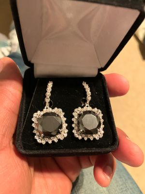 14K Gold Diamond Earrings for Sale in Fairfax, VA