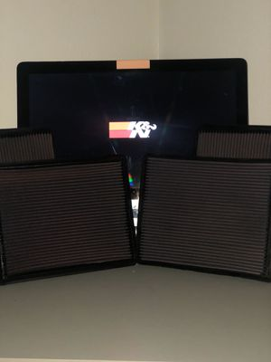 K & N 33-2129 Performance Replacement Air Filter for 1999-2020 Chevy/GMC truck V6/V8 for Sale in Sacramento, CA