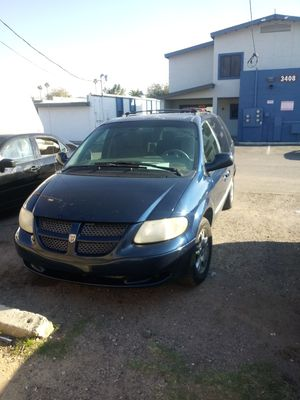2003 dodge caravan nice ,clean runs GREAT for Sale in Phoenix, AZ
