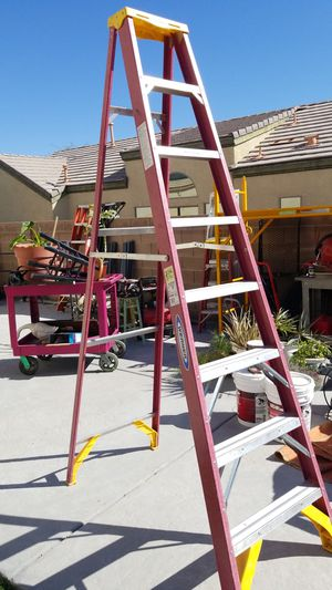 Werner ladder for Sale in North Las Vegas, NV