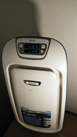 IDYLIS Air Purifier with Hepa for Sale in Harrisburg, PA