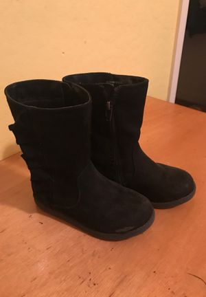 Black boots. Girls size 10 for Sale in Chandler, AZ