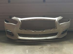 Q50 Front Bumper CHEAP!!! for Sale in Moreno Valley, CA