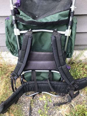 Jansport Trekker external frame backpack for Sale in Woodway, WA