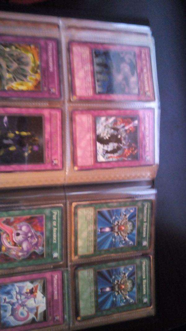 Yugioh cards