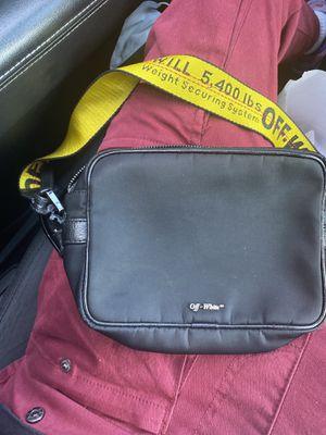 Off white Messenger bag for Sale in Stone Mountain, GA
