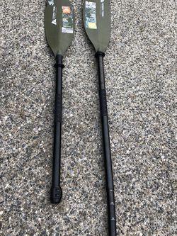 ozark trail kayak paddle for Sale in Lynnwood,  WA