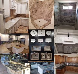 Granite countertops for sale and installation , sinks , faucets , supplies and more for Sale in Tulare, CA