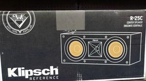 Klipsch center channel speaker for Sale in San Diego, CA