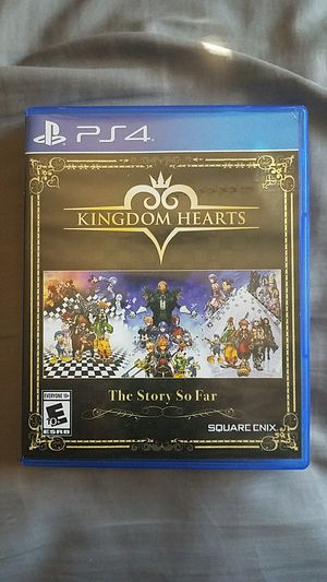 Kingdom hearts ps4 for Sale in Miramar, FL