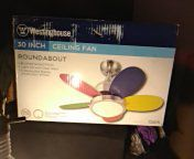 Ceiling fan for Sale in Pittsburgh, PA