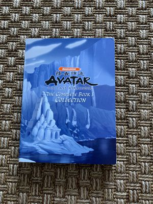 AVATAR THE LAST AIRBENDER - The Complete Book 1 Collection (2006) 5 disc for Sale in Carlsbad, CA